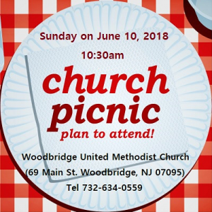 Come and enjoy the church picnic together